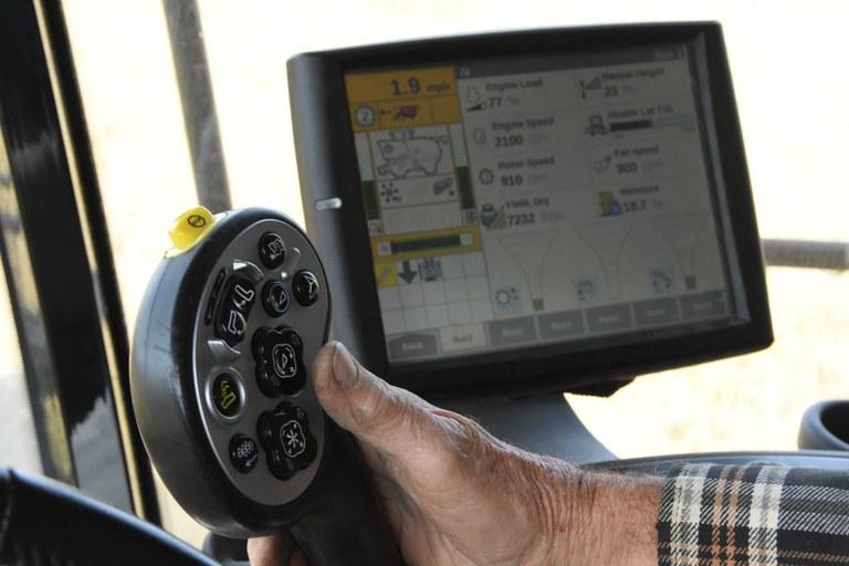 Digitalisierung in der Landwirtschaft (c) M. Kunz