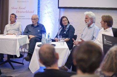 Jörg Grabo,Wolfgang Albrecht, Nina Wolff, Uwe Sturm, Kim Cornelius Detloff_von links nach rechts_ (c) Dirk Silz.jpg