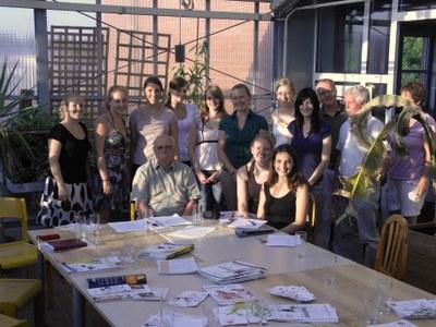 Kaum zurück aus Italien, setzten die begeisterten Student*innen ihre Idee in die Tat um und gründeten das Campus Convivium Fulda (c) Eva-Maria Endres.JPG