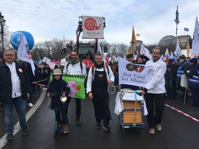 Slow Food Chef Alliance Demo 2020