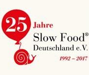 25 Jahre Slow Food Deutschland: Festrede von Ursula Hudson
